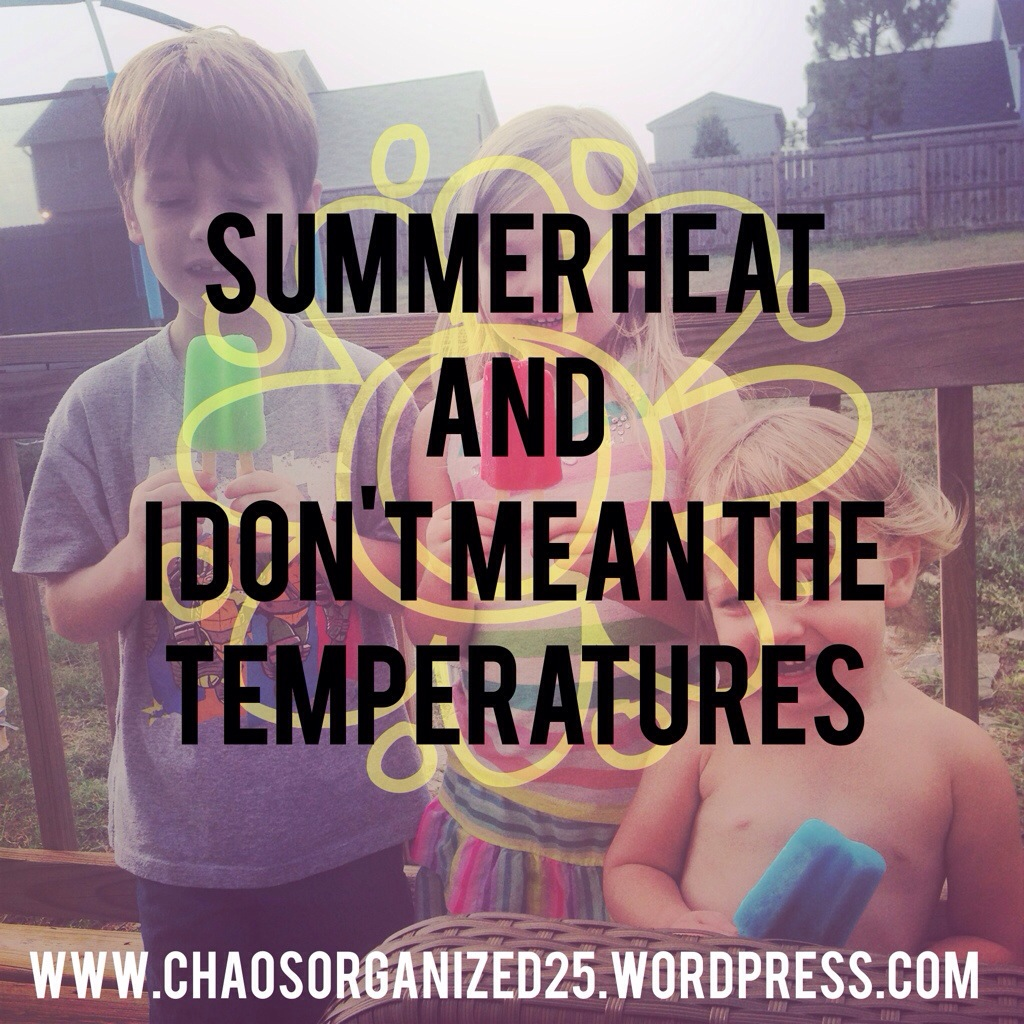 Summer Heat… And I Don't Mean the Temperatures