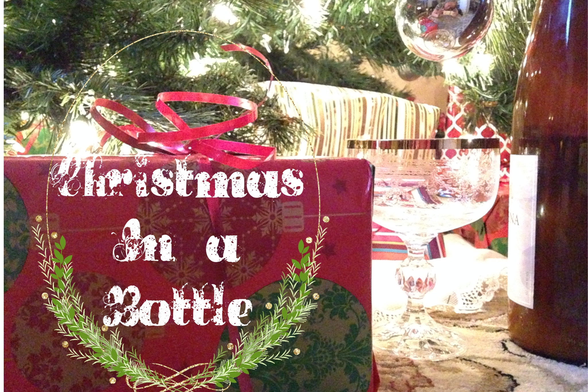 Christmas in a Bottle!