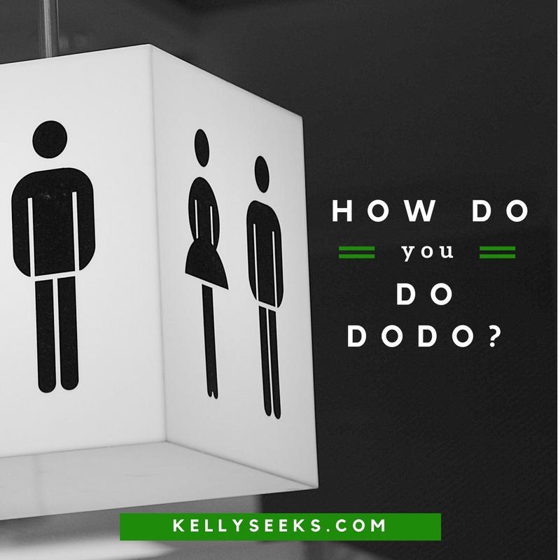How Do You Do Dodo?