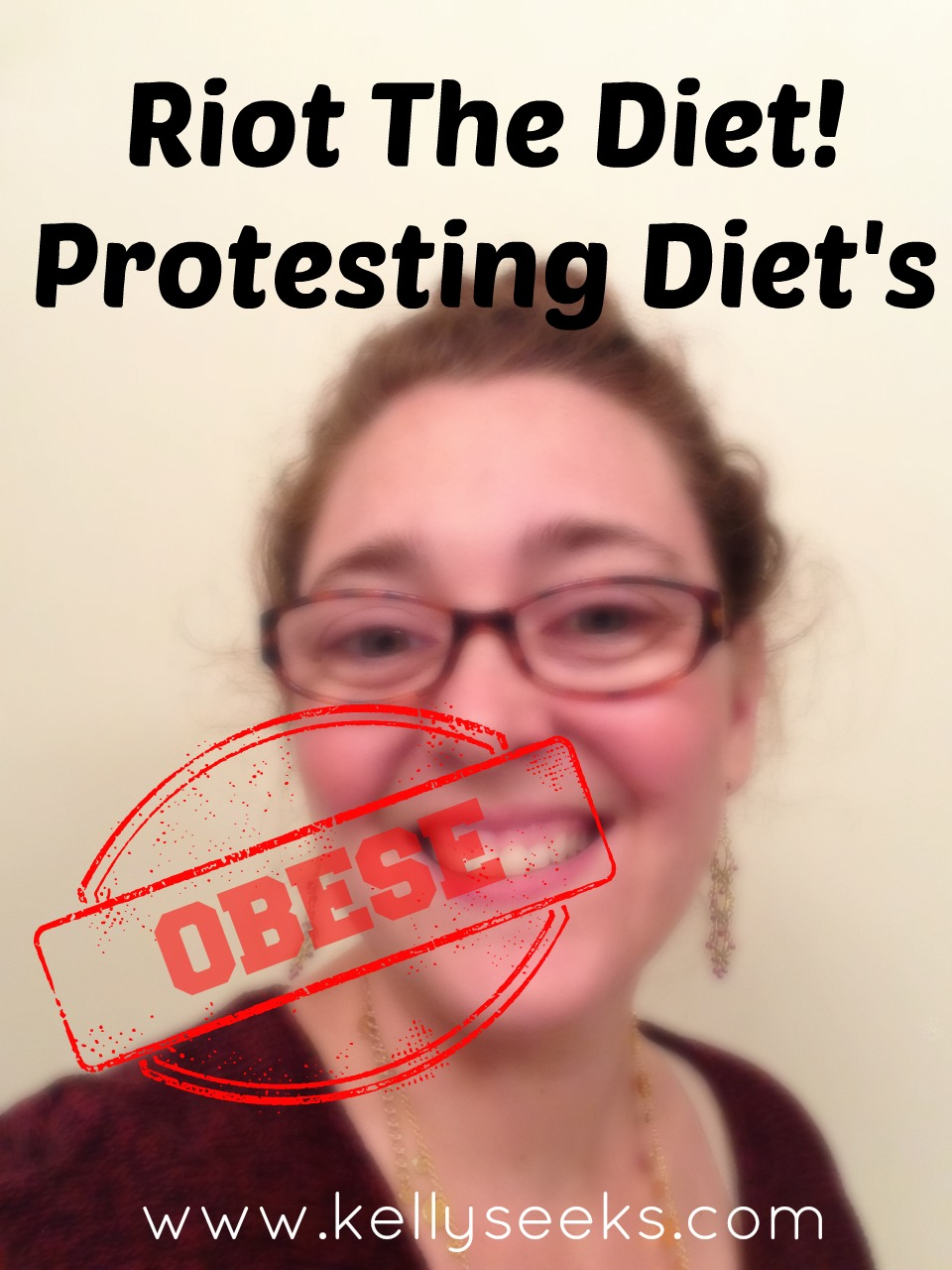 Riot The Diet!Protesting Diet's