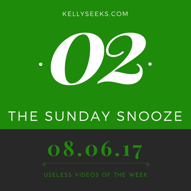 The Sunday Snoozer- 2.0