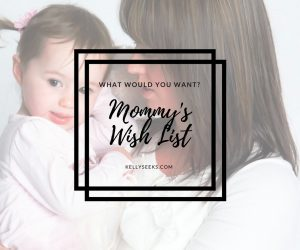 What If Mom's Got There Own Gift Registry