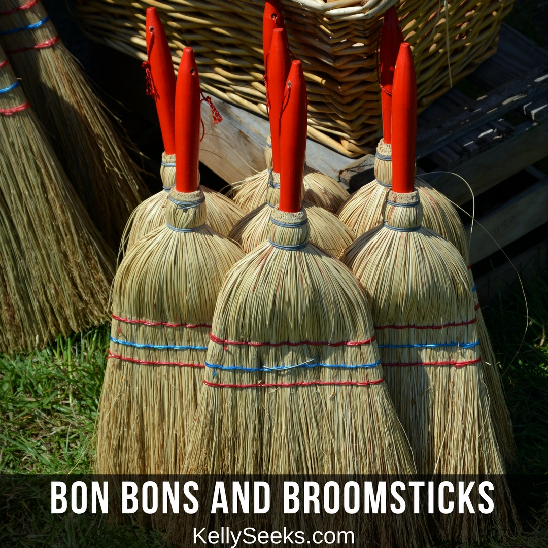 Bon Bons And Broomsticks