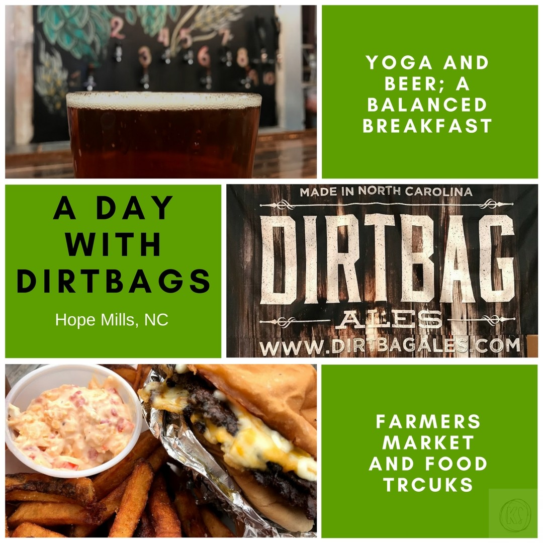 A Day With Dirtbags