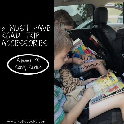 5 Must Have Car Accessories For Family Road Trips