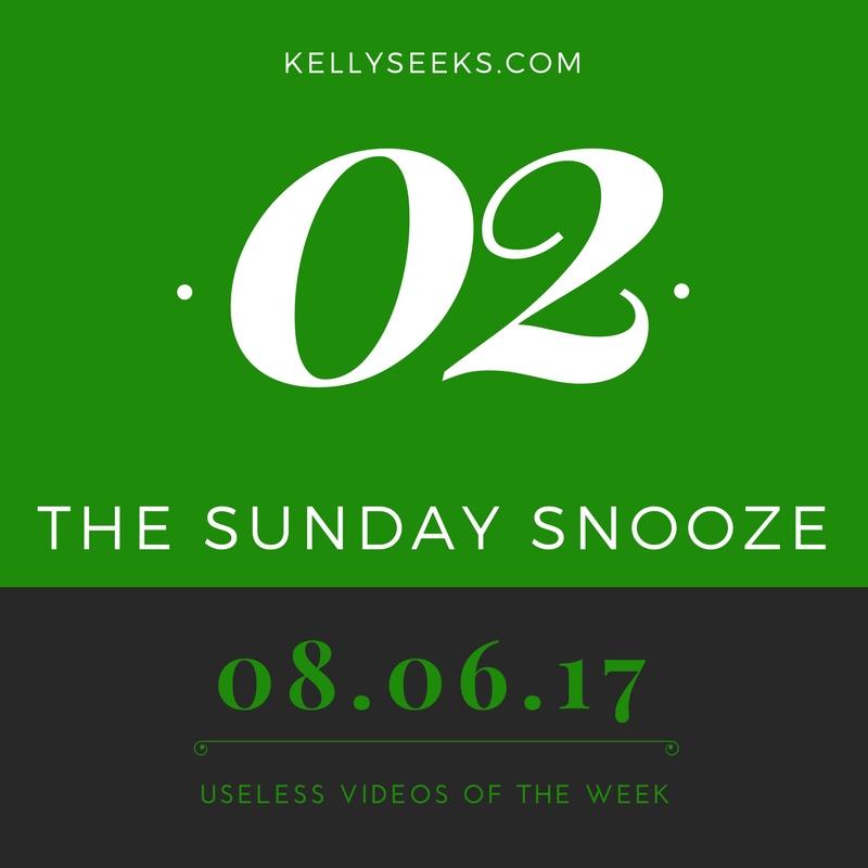 The Sunday Snoozer- 2.0
