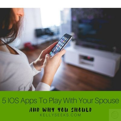 5 IOS Apps To Play Together To Play With Your Spouse