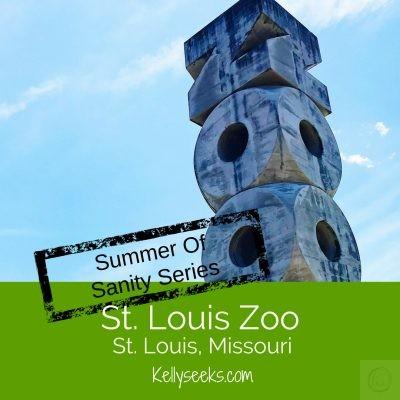 St. Louis Zoo- St. Louis, Missouri