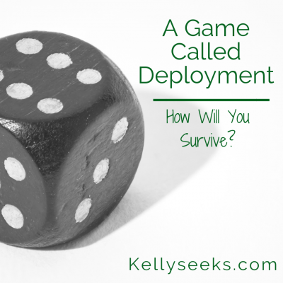 Let's Play A Game Called Deployment