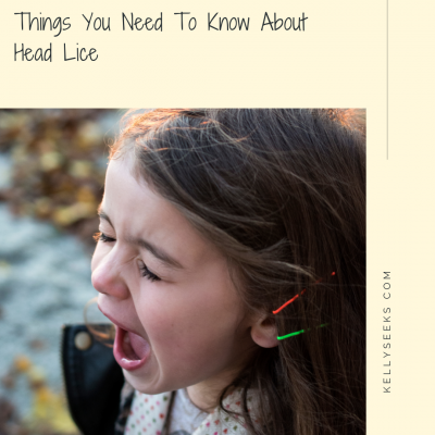 Things You Need To Know About Head Lice